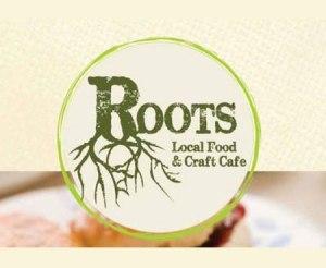 roots cafe next door to creative roots studios